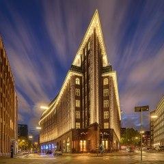 Chilehaus im Kontorhausviertel Hamburg
