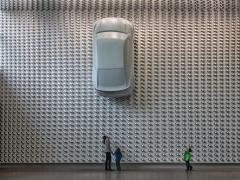 bestaunte Autowand