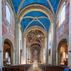 Kath. Kirche St. Ludwig - München Maxvorstadt