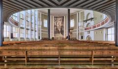 Evang.Luth. Kirche St. Matthäus - München Sendling