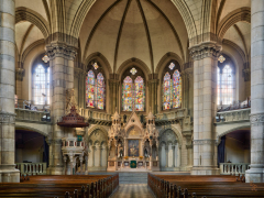 Evang. Luth. Kirche St. Lukas - München Lehel