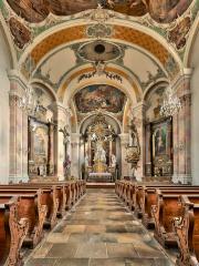 Kath. Kirche St. Josef - Starnberg