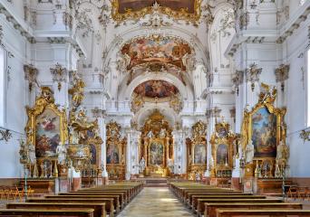 Kath. Kirche Marienmünster - Dießen