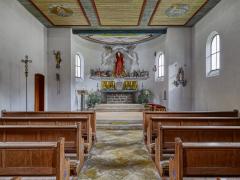 Kath. Kirche Maria Schutz - Graswang