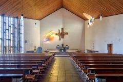 Kath. Kirche Heilig Kreuz - Feldafing