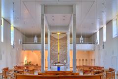 Kath. Klosterkirche Missions Benediktinerinnen - Tutzing