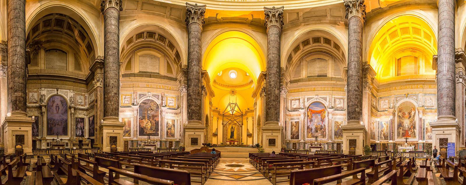 Neue Basilika auf dem Sacro Monte di Varallo