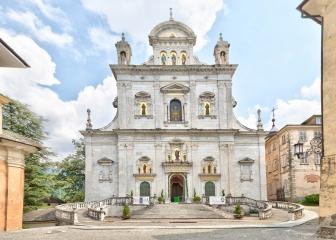 Basilika Sacro Monte di Varallo